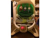 Mamas and Papas MAGIC Globe Rocker Chair / Bouncer