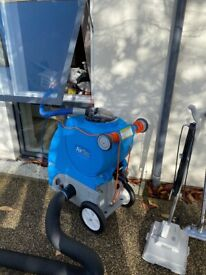 CARPET CLEANING BUSINESS FOR SALE WITH A VAN