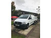 Mercedes 110 Vito Van