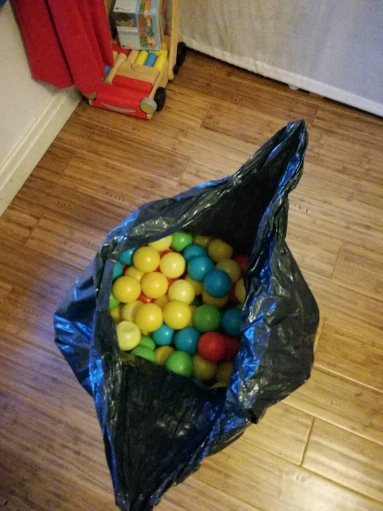 Bag of ball