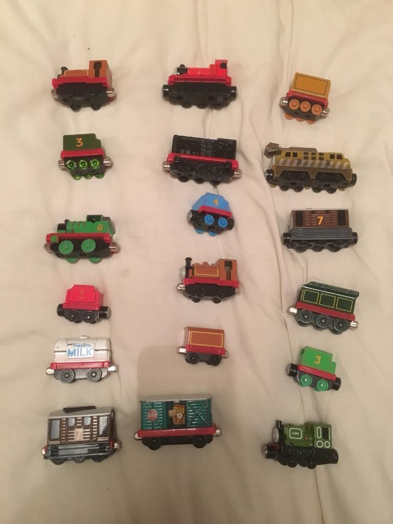 Thomas the Tank take n Play trains.