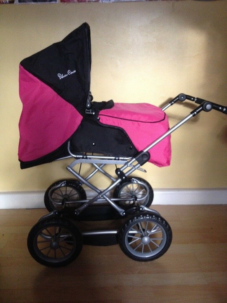 Doll pram Silver Cross