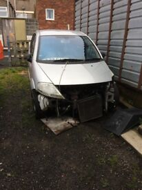 Citroen c3 automatic breaking
