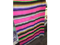 Serape/Blanket From Mexico