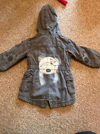 Next jackets 12-18 months