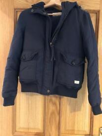 Jack wills bomber jacket ladies size 10