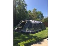 OUTWELL VERMONT XLP 7 PERSON TENT WITH FOOTPRINT AND CARPET