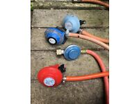 Gas Bottle Regulators