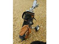 Ladies Benross golf clubs right hand