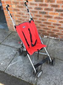 chicco stroller in good condition