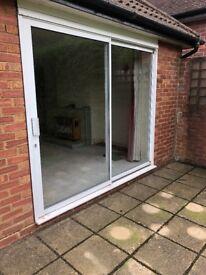 Windows, back door & sliding patio door pre owned