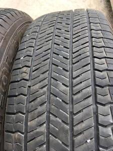 4 pneus 225/65r17 yokohama