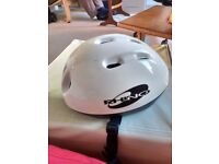Rhino Bike Cycle Helmet - Child's Medium/Large 56 - 59 cm also for scooter - free to good home