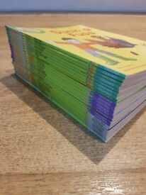 23 books Level 1-3 Biff, Chip and Kipper- Oxford Reading Tree