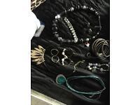 Jewellery bundle £10 collection stone