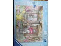 Ravensburger 1000pc puzzle - Me to You