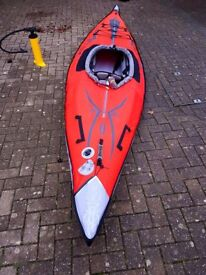 Advanced Elements Advanced Frame Expedition Inflatable Kayak 2014