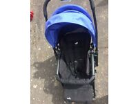 FREE pram jolie ONLY TILL 23.08 wheels need to fix tlc CHECK MY OTHERS ADDS