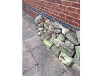 Rocks / Garden stones