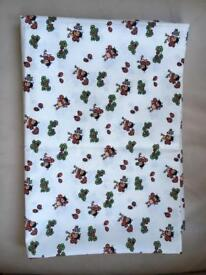 New fabric ladybirds 100% cotton for sewing projects
