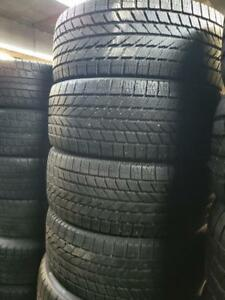 4 winter tires Toyo garyt kx 215/55r17