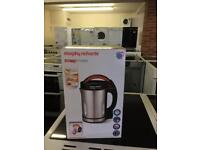 MORPHY RICHARDS SOUP/SMOOTHIE MAKER NEW IN THE BOX🌎🌎