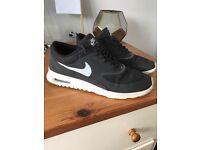 Women's Nike Air Max Thea - Size 6 UK - Black