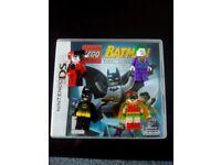Lego batman game and mini figures