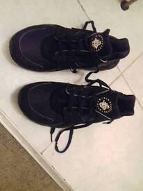 Nike HUARACHE trainers size 10 can post if required