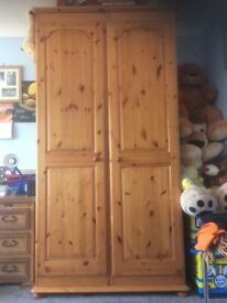 Large 7ft Wardrobe