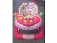 Pink Babywalker