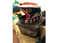 Fox helmet v2