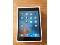 iPad mini 3 with Retina display space grey 128g