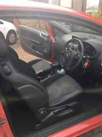 Vauxhall Corsa Excite (Red) 1litre