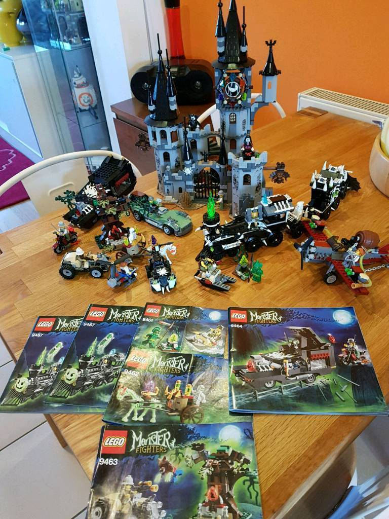 Lego Monster Fighters Sets In Lincoln Lincolnshire Gumtree