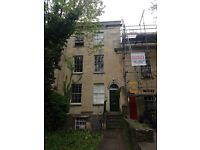 3 bedroom top floor flat available in Montpelier/St Pauls with a communal garden
