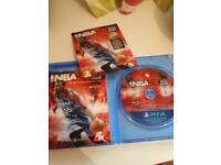 NBA12K15 PS4 game