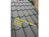 Tile Effect Roofing Sherts