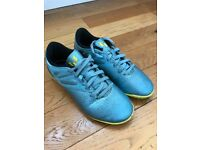 Adidas UK size 2 boys football shoes