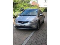 Honda Civic 2006 1.8 engine fully loaded cat c repaired excellent car
