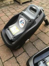 Family fix car seat base