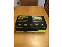 Ripspeed DV720 in-car touchscreen DVD player