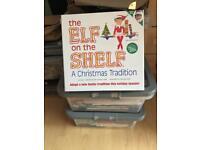 Original Elf on the Shelf with box & book