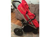 Quinny Buzz 3 Red Revolution Pushchair
