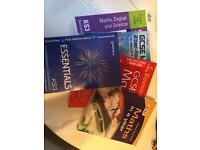 Bundle of KS3 / GCSE school books