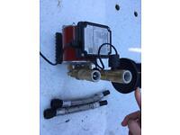 Grundfos Negative Head Single Impellar 22mm 2 bar booster pump