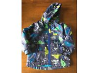 Blue Zoo Dinosaur Toddler Jacket