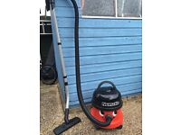 Dual speed numatic Henry hoover