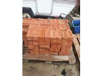 x280 65mm Red Sandy faced stock brick for sale