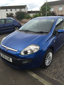 fiat punto, MOT until october,great wee runner which hasnt caused me any major problems